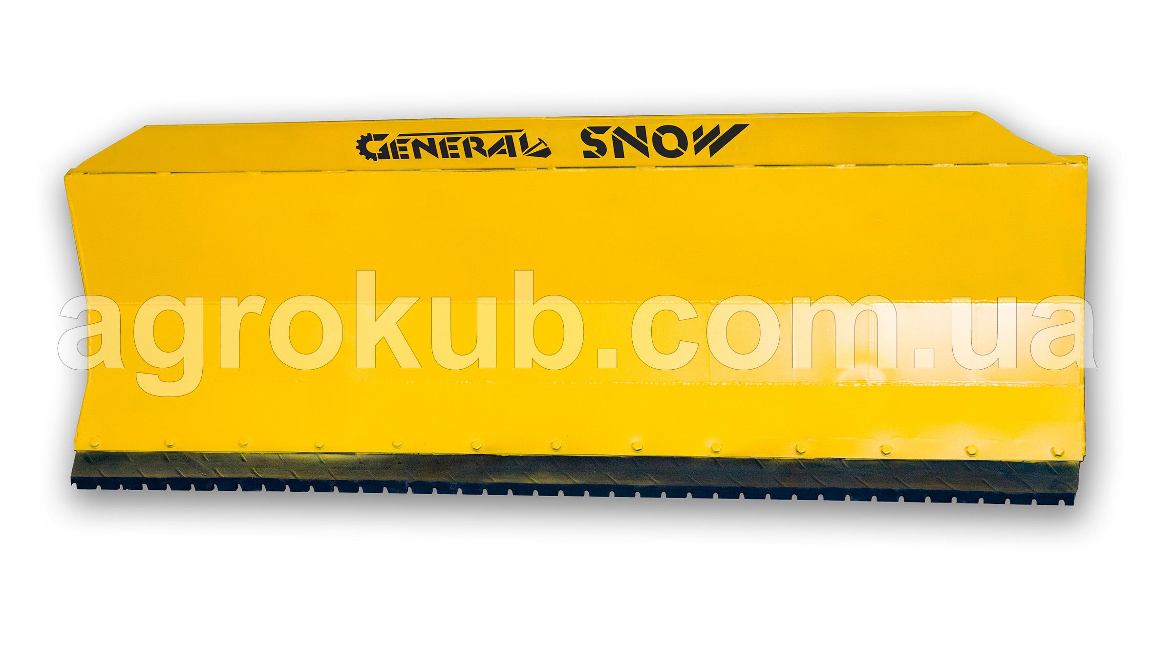 Отвал (лопата) снегоуборочный