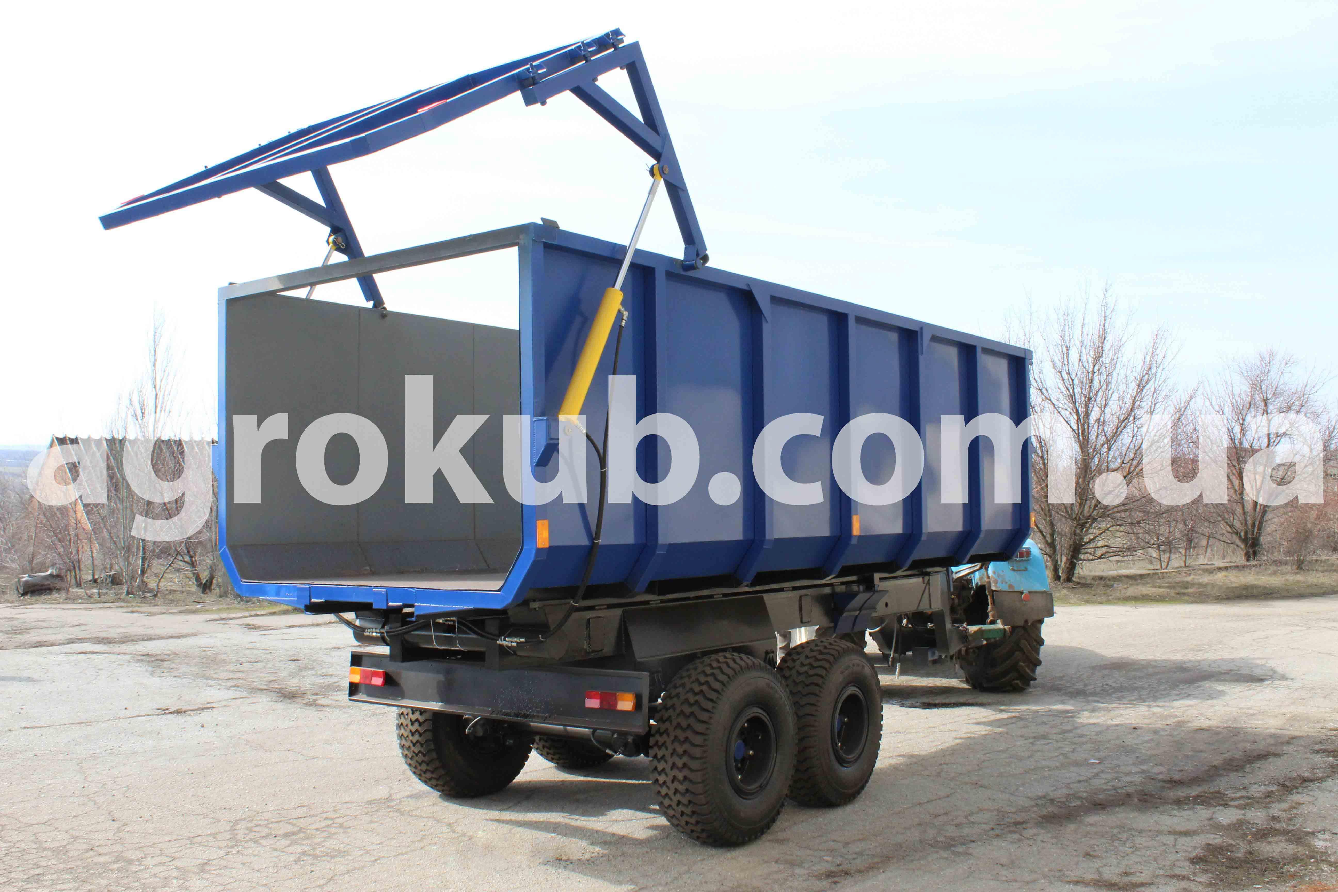 Полуприцеп тракторный 2НТС-16.01