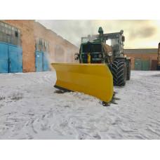 Отвал бульдозерный на трактор Т-150